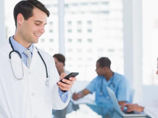 Envío SMS Sanidad
