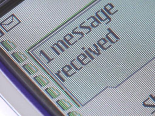 Historia del SMS